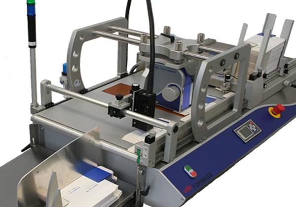 udaFORMAXX Hot Foil and Continuous Inkjet on Cartons PrintSafe