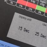 udaFORMAXX I Sleeve Date Code with Inkjet Date Code Printer PrintSafe