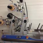 udaFORMAXX Sleeve Feeder with Two Labellers PrintSafe