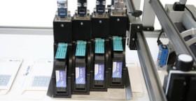 KBA-Metronic Thermal Inkjet Printer - 4 printheads