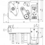 hpdSYSTEM magno dimensions