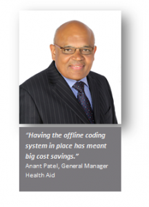 Anant Patel - General Manager