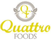 Quattro Foods Logo