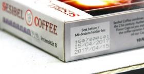 Date Code Batch Number on Carton PrintSafe