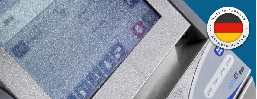 KBA-Metronic Coding Equipment