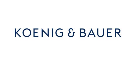 The Koenig & Bauer Coding logo