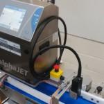 alphaJET MONDO Inkjet Coder for Printing Date and Batch Cod