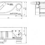hpdSYSTEM vario horizontal full dimensions