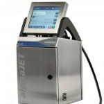 alphaJET tempo high-speed industrial inkjet printer