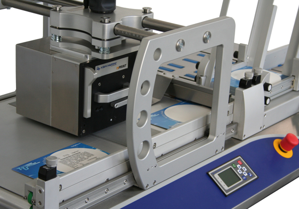 udaFORMAXX I Sleeve Feeder with Thermal Transfer Batch Printer PrintSafe