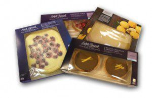 Desserts Cartons