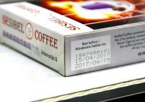 Date Code and Batch Printing on Carton