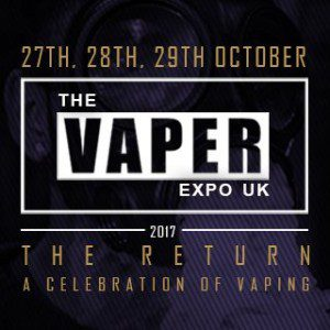 Vaper Expo UK The Return