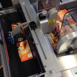 Carton Date Code Printing on udaFORMAXX C Carton Feeder