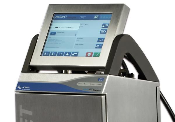 Industrial Inkjet Printers alphaJET evo CIJ