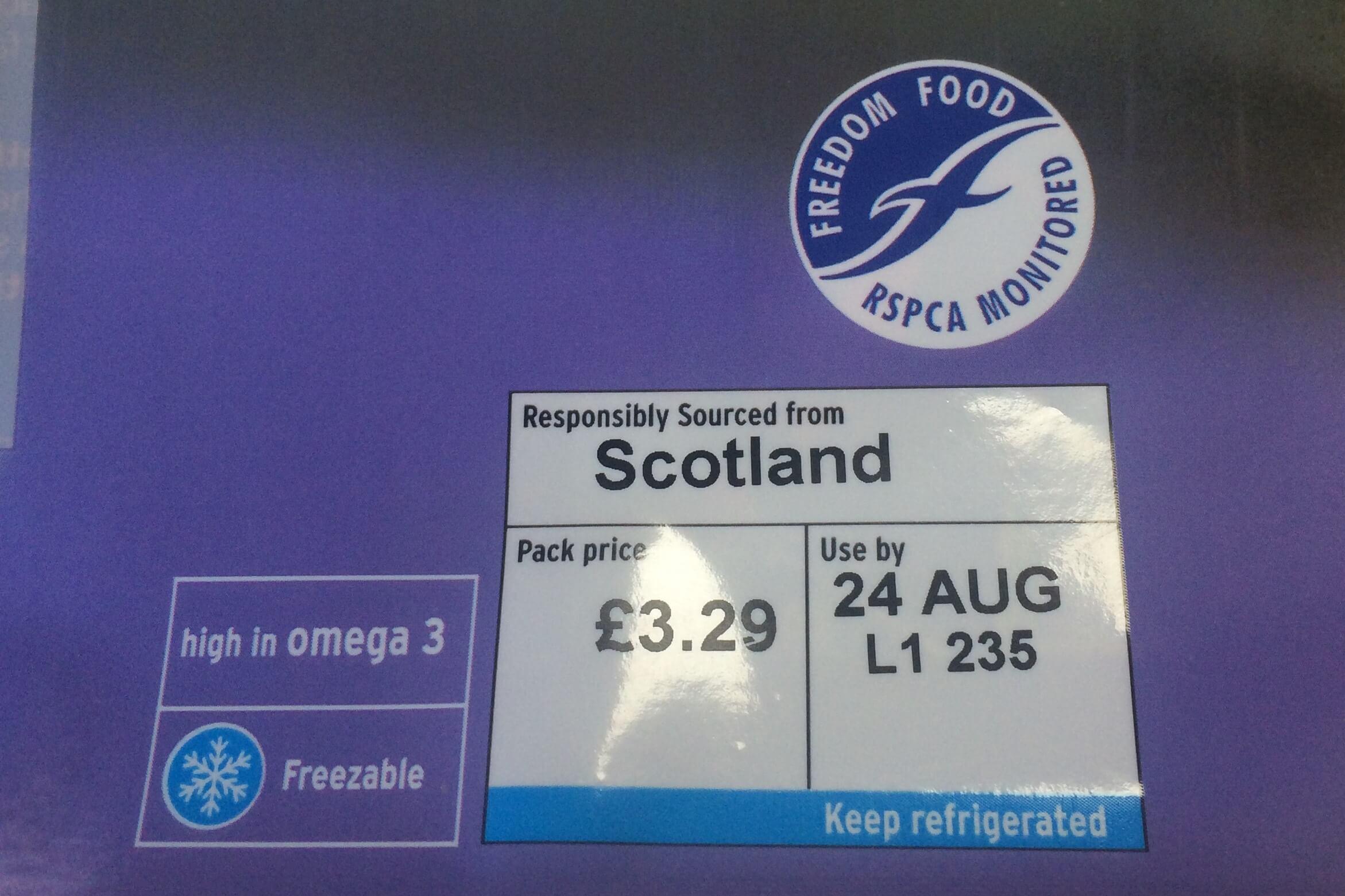 Batch Code Flexible Packaging PrintSafe