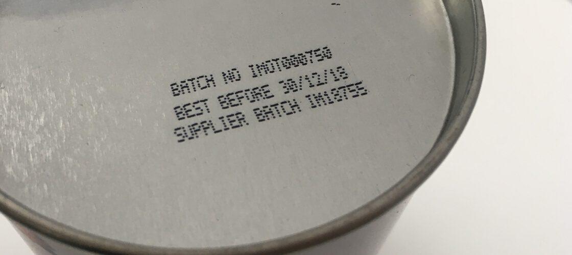 Batch Code Printers Hero Image PrintSafe