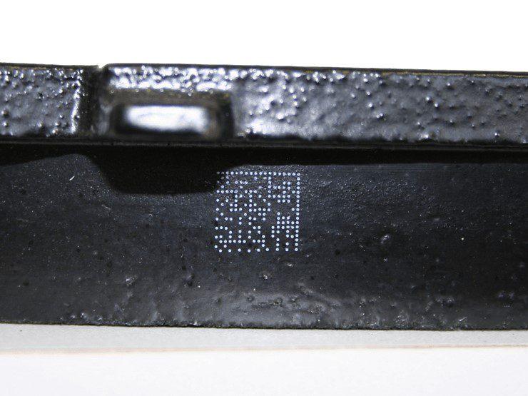 Industrial Inkjet Printer 2D Code White Ink PrintSafe