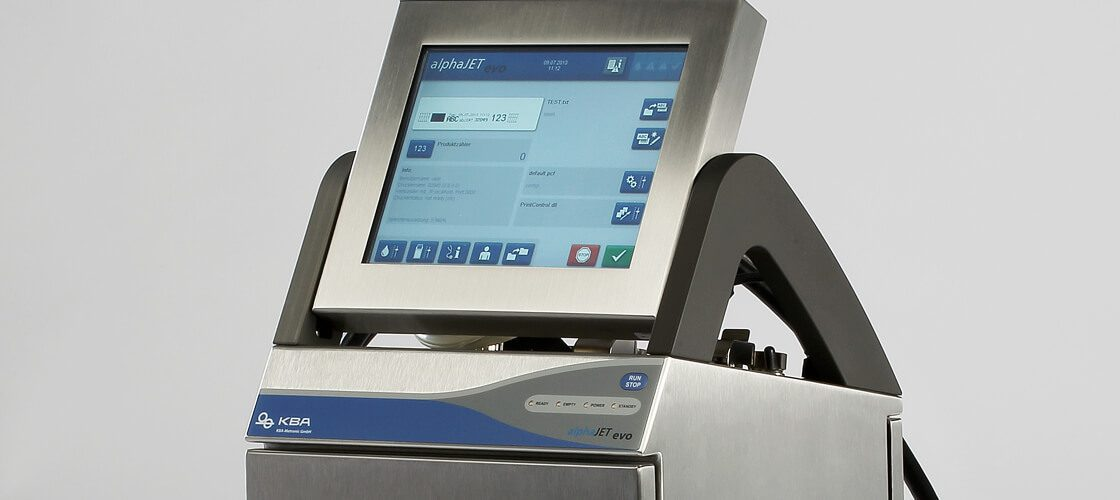 Industrial Inkjet Printers Hero Image PrintSafe