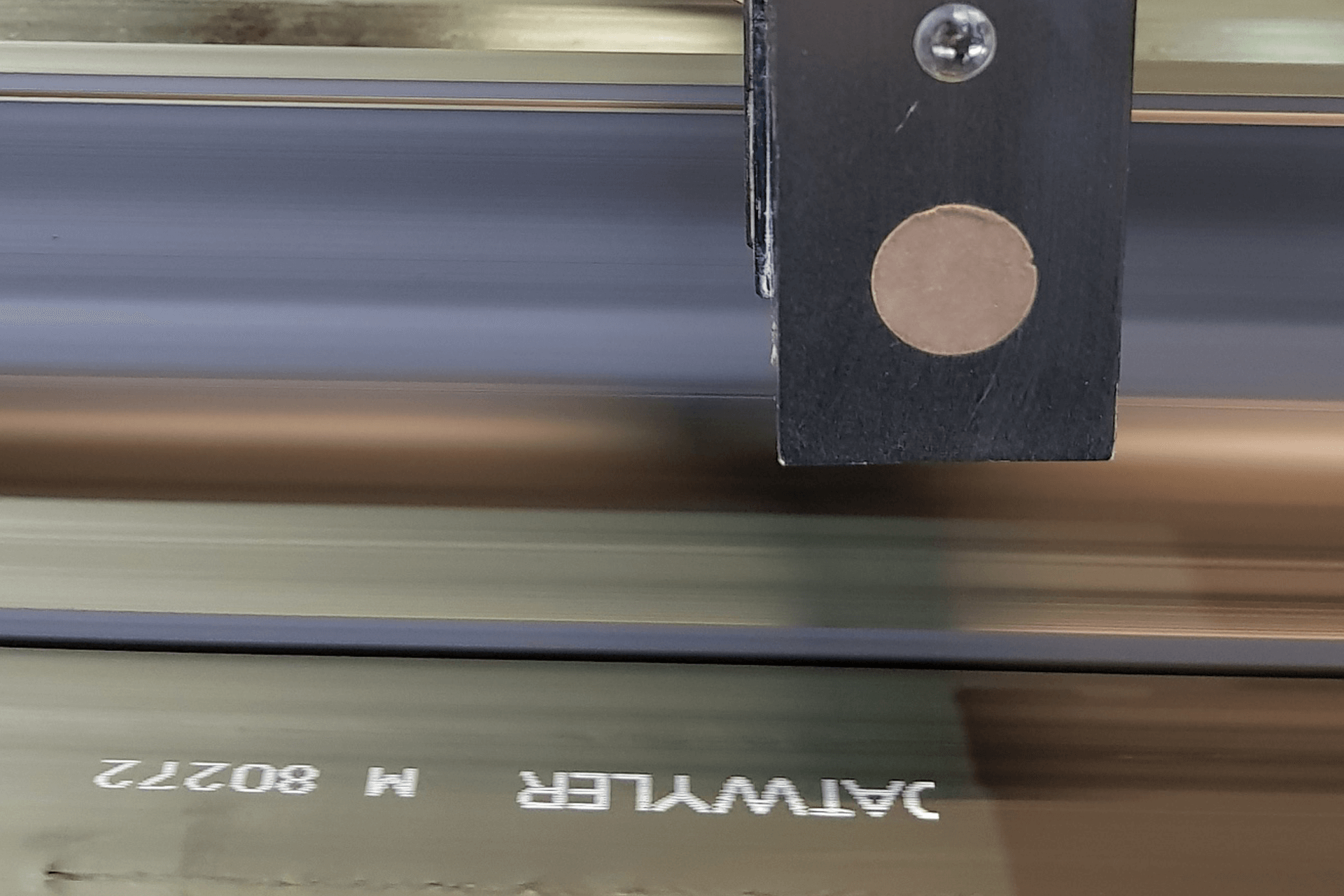 alphaJET Continuous Inkjet CIJ Print Head Datwyler Sealing Technologies PrintSafe