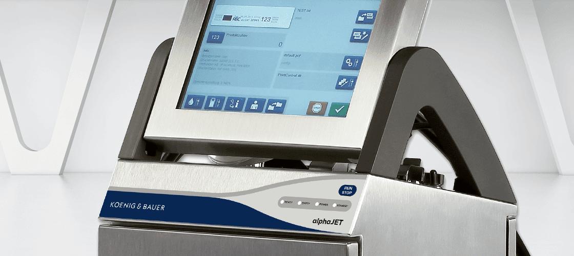 PrintSafe Industrial Inkjet Printers Home