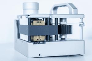 Hot Foil Stamper ribbon type block hpdSYSTEM vario