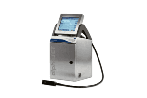 alphaJET pico small character continuous inkjet