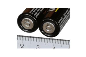 alphaJET pico small character inkjet batteries