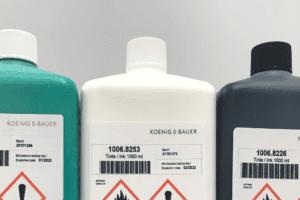 Koenig & Bauer Consumables Hero Image
